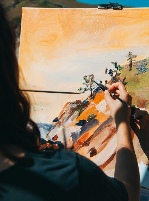 Les conseils aux débutants dans la peinture à l'huile