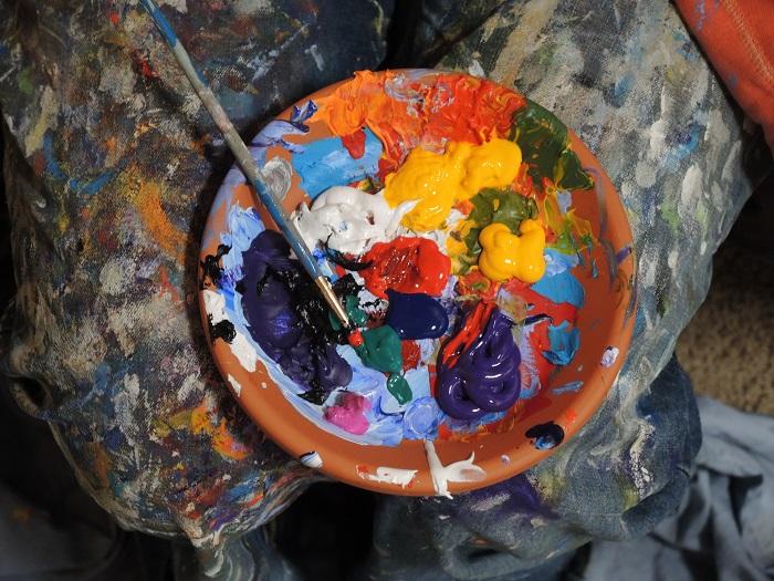 Les différentes propriétés d'une peinture à l'huile