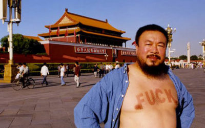 Ai Wei Wei, l'homme politique et l'artiste engagé