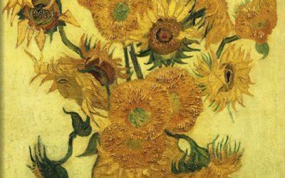 La petite histoire des Tournesols de Van Gogh