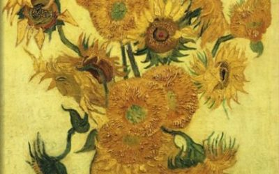 The little story of Van Gogh's Sunflowers
