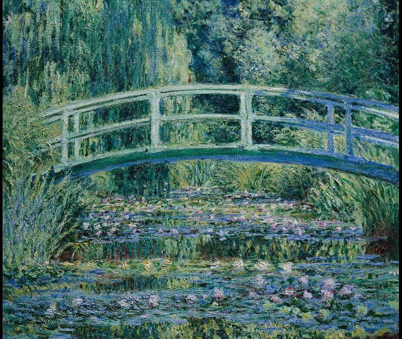L'histoire et l'inspiration derrière la série des «Nymphéas» de Claude Monet