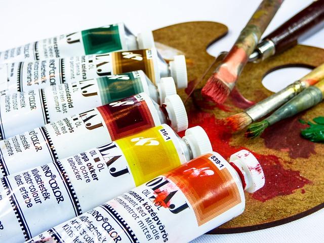 Peinture à l'huile pour enfants : ce dont ils auront besoin pour commencer !