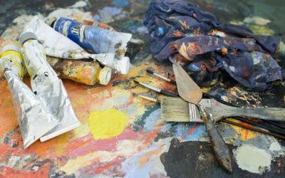 Comment nettoyer une peinture à l'huile ?