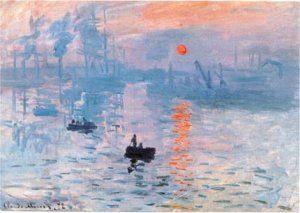 Impression, soleil levant de Claude Monet : symbole du mouvement impressionniste