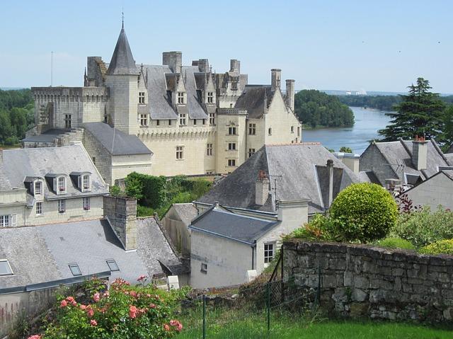 A la découverte du Château de Montsoreau, Musée d'Art Contemporain en Maine-et-Loire