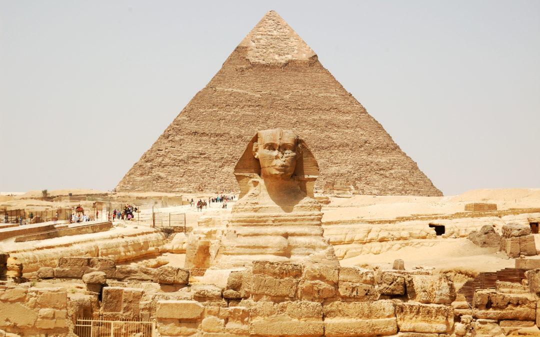 Tout savoir sur le Sphinx de Gizeh