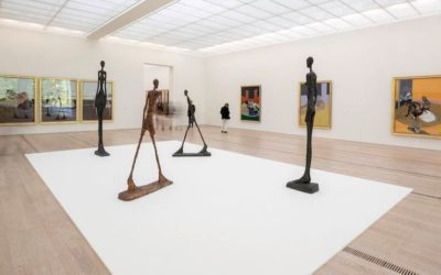 L'homme qui marche de Giacometti : un chef d'œuvre symbole de l'humanité