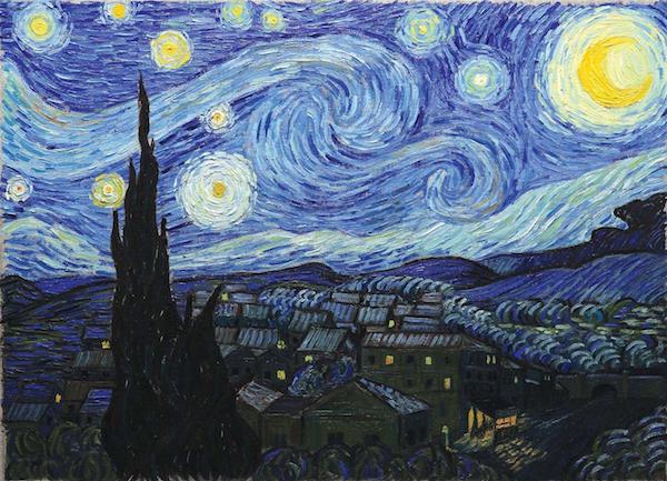 La Nuit Etoilée : zoom sur l'œuvre de Van Gogh